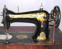 Зингера стала символом технического прогресса на многие...  Швейная машинка.  12 августа ровно 160 лет назад...