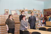 """Первая группа приступила к занятиям 9 апреля в библиотеке 12 по адресу: г. Химки, Ленинский пр-т. д. 2 А, ДК  """"Родина """"."""